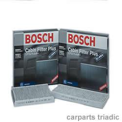 輸入車用活性炭入脱臭機能つき4層構造エアコンフィルター「キャビンフィルタープラス」 【BOSCH】エアコンフィルターキャビンフィルタープラス (脱臭タイプ・輸入車用)