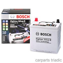 国産車用超高性能バッテリー【BOSCH】ハイテックシルバーIIバッテリー