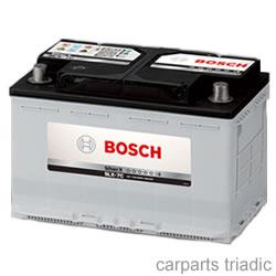 輸入車が求める電力消費に対応する世界最高水準の充電性能ロングライフバッテリー【BOSCH】シルバーバッテリー