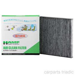 HONDAの第2ブランド【HAMP】エアクリーンフィルター