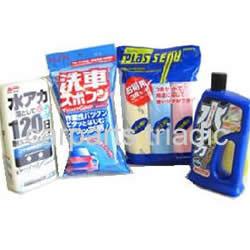 当店がお勧めする洗車セットはいかがですか?こだわり派から簡単派まで取り揃えております。【ソフト99】洗車セット ボディーカラー:ライトカラー